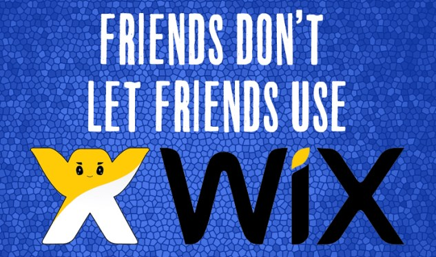 5 Reasons Not To Use Wix For Your Website